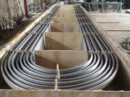 Stainless Steel U Bend Tube , ASTM A213/ ASME SA213 TP316L /TP316Ti / TP316H , 100% ET & HT , For Heating Application