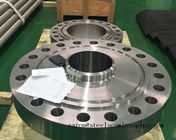 High Strength Forged Steel Flanges A182 F53 Weld Neck Flanges For Pipe