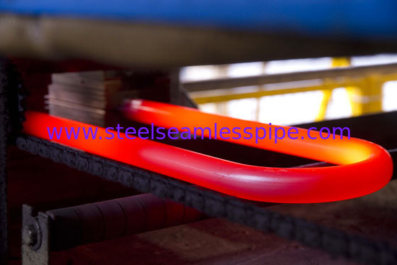 Stainless Steel U Bend Tube , 100% Eddy Current Test & Hydrostatic Test , 19.05mm x 1.65mm , Heat Exchanger application