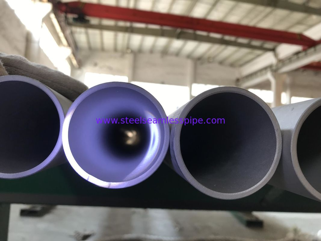 "ASTM A312 Seamless Pipe Steel , Seamless Stainless Tube TP316Ti 6"" 57*3.0*3010MM"