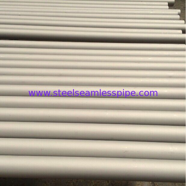 ASTM A622 / ASME SB622 Hastelloy C Pipe , Hastelloy C22 / C4 / B Seamless Pipe