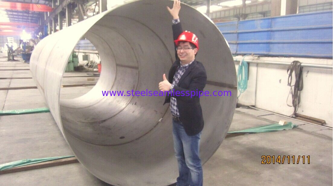 Super Duplex Stainless Steel  Welded Pipe, ASTM 790, ASME SA790 , S31803 (SAF 2205) , S32750 (SAF2507), S32760